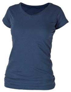 Boxercraft Womens SS Perfect Fit V-Neck Tees
