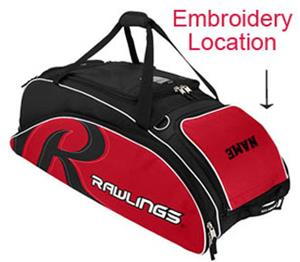 Rawlings All American Baseball Equipment Bags