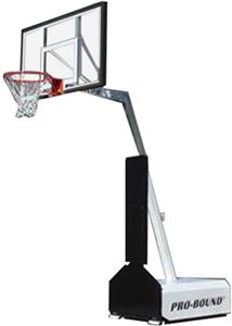Pro-Fold II Portable Fold Down Basketball Goal PAD
