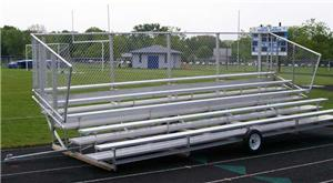 Transportable Non-Elevated Bleachers (PREFERRED)