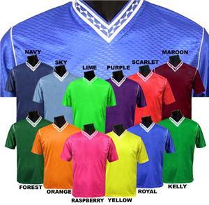 SALE-FUERZA Jaquard Soccer Jerseys
