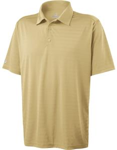 Holloway Clubhouse Textured Stripe Polo Shirt