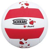 Tachikara SofTec Heart Indoor/Outdoor Volleyballs