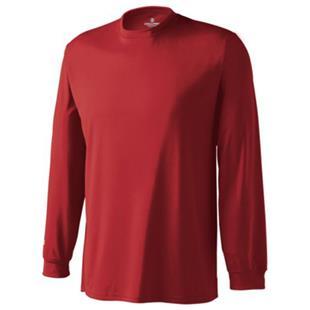 Holloway Spark Micro-Interlock LS Shirts - CO