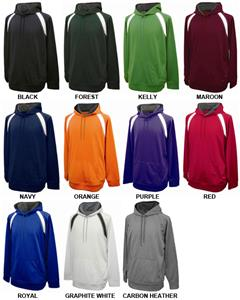 Pennant Performance Fleece Athletic Hoodies