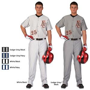 Rawlings Adult Pinstripe Baseball Pants