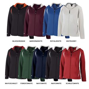 Holloway Ladies Synergy Hooded Jacket