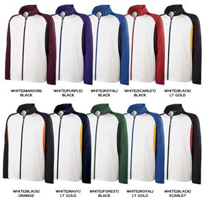 Holloway Adult Reaction Fleece Jacket