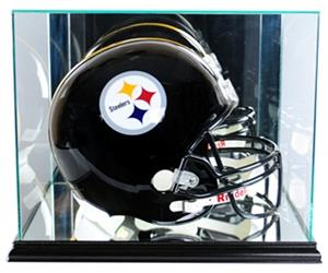Perfect &quot;Football Helmet&quot; Rectangle Display Cases