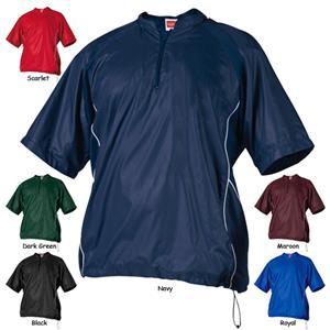 Rawlings &quotBatting Cage&quot Baseball Jackets - Baseball Equipment &amp Gear