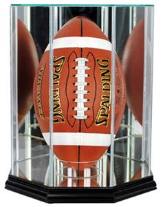 "Perfect ""Football Upright""  Display Cases"