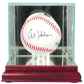 "Perfect ""Single Baseball"" Display Cases"