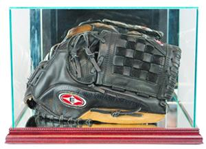 "Perfect ""Baseball Glove"" Rectangle Display Cases"
