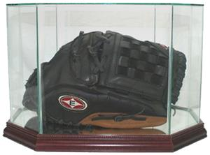 Perfect Cases Baseball Glove Octagon Display Cases