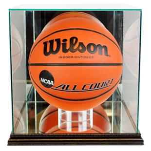 """Perfect Cases """"Basketball"""" Rectangle Display Cases"""