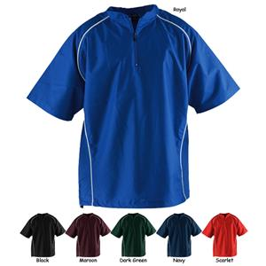Rawlings Youth Short Sleeve Baseball Jackets - Baseball Equipment ...