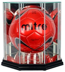 "Perfect Cases ""Soccer"" Display Cases"