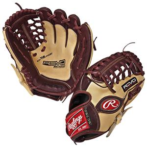 "Rawlings Revo 750 11.5"" Pitcher Baseball Gloves"