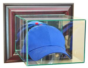 Perfect &quot;Cap/Hat&quot; Wall Mount Display Cases
