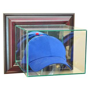 """Perfect Cases """"Cap/Hat"""" Wall Mount Display Cases"""