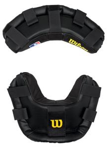 Wilson Baseball Umpire Replacement Pads Black