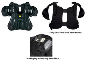 DaviShield Baseball Umpires Chest Protector
