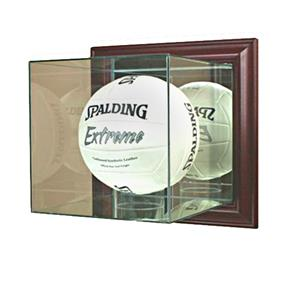 Perfect Cases Volleyball Wall Mount Display Cases