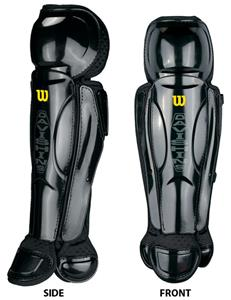 DaviShins Umpire Baseball Leg Guards