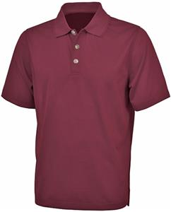 Charles River Mens Micro Stripe Polo Shirts