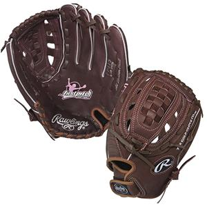 "Rawlings Adult Fast Pitch 11.5"" Softball Gloves"