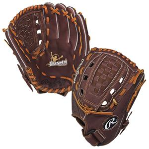 "Rawlings Adult Fast Pitch 12"" Softball Gloves"