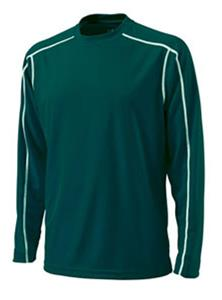 Charles River Adult Long Sleeve Wicking Shirts