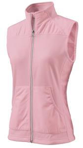 Charles River Womens Breeze Vests-Cancer Awareness