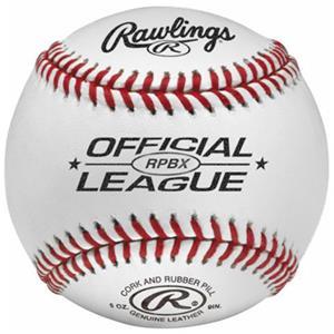 Rawlings RPBX Practice/Training Baseballs