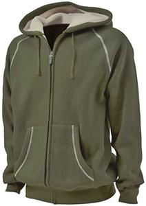 Charles River Thermal Bonded Sherpa Hoodie