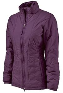 Womens Quilted Wind Resistant Jackets 