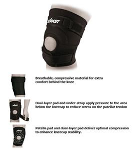 Zamst JK-2 Moderate Support Unisex Knee Support
