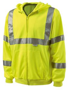 3M Class 3 Approved Hi-Vis Reflective Sweatshirt