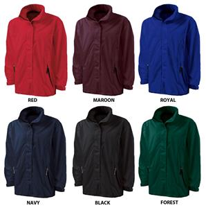 Charles River Thunder Rain Jackets Unlined W/Hood