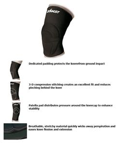 Zamst ZK-1 Light Support Sleeve-Type Knee Support
