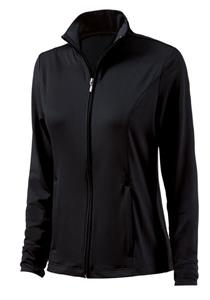 Womens/Girls Tagless Fitness Jacket Yoga Inspired 