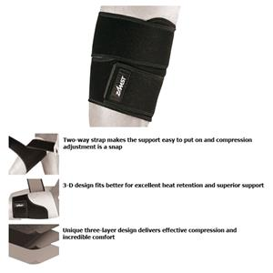 Zamst TS-1 Compression Thigh Support