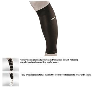 Zamst LC-1 Light Support Compression Calf Sleeve