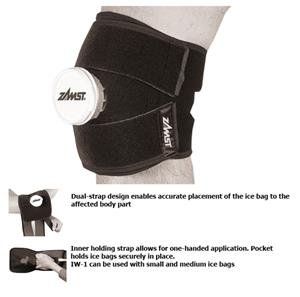 Zamst IW-1 Set Wrap With 1 Medium Ice Bag