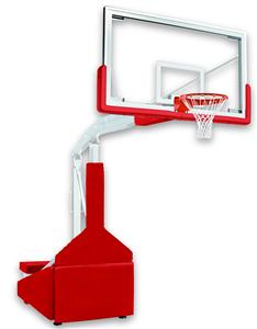 Hurricane Triumph-ST Portable Basketball Goals