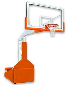 Hurricane Triumph-FL Portable Basketball Goals