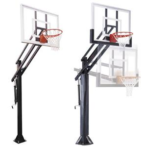 First Team Attack III Adjustable Basketball Goal