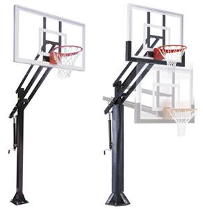 First Team Attack Select Adjust Basketball Goal