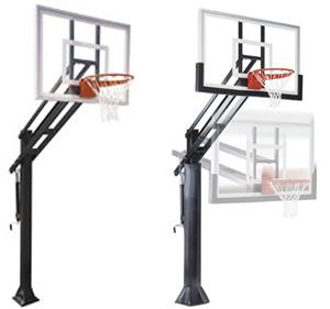First Team Force III Adjustable Basketball Goal