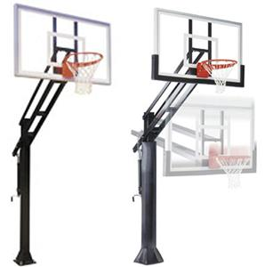 First Team Force Select Adjustable Basketball Goal